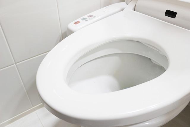 温水洗浄便座(ウォシュレットなど)の水が出ない・水の出が悪い・動かない原因と対処法