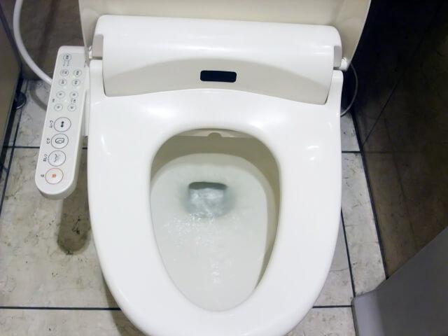 温水洗浄便座の正しい使い方