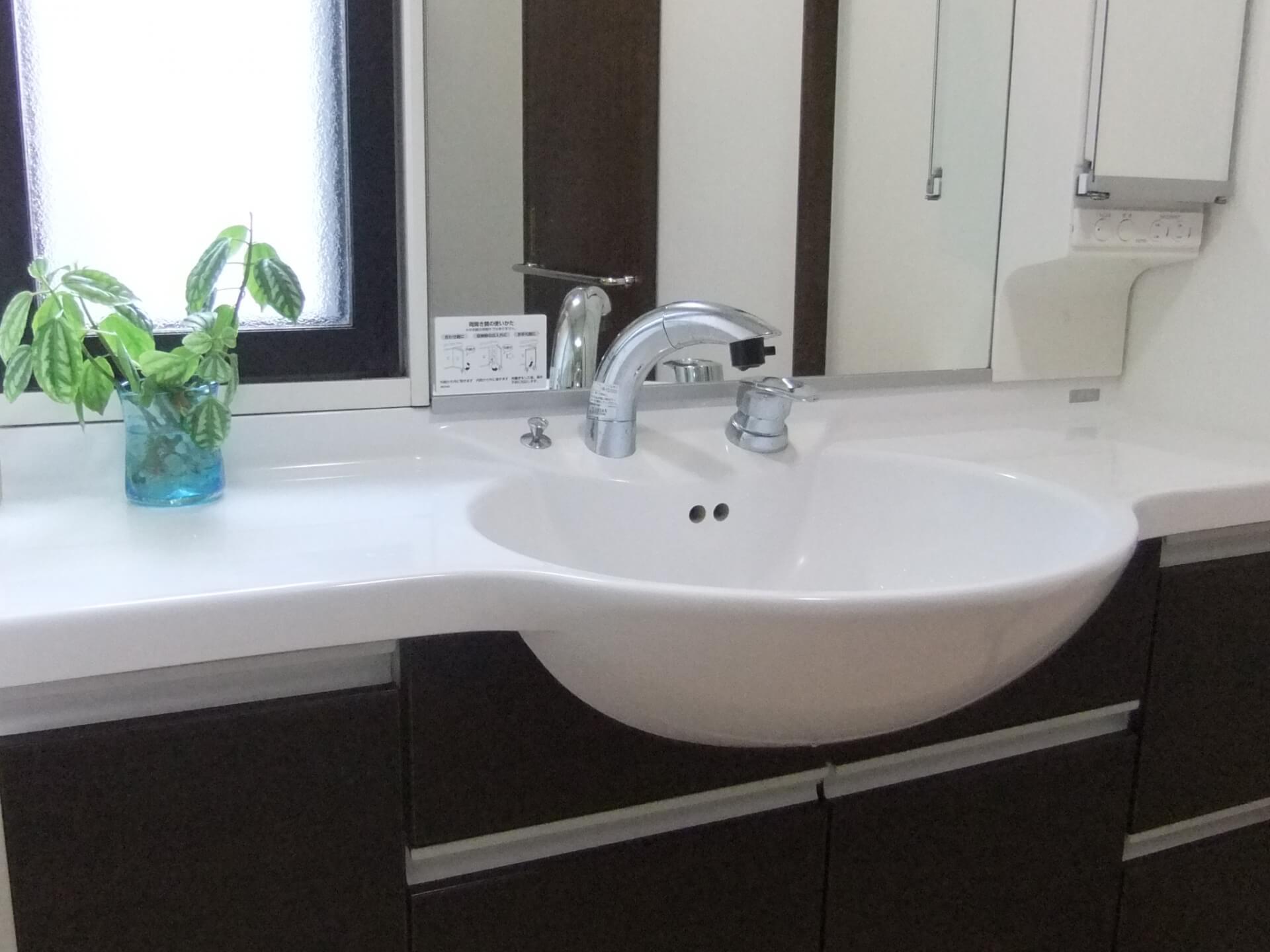 洗面台はどう選べばよい? 洗面台の種類と特徴を解説