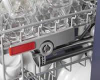 高さ調節可能なラック BOSCH 食器洗い機