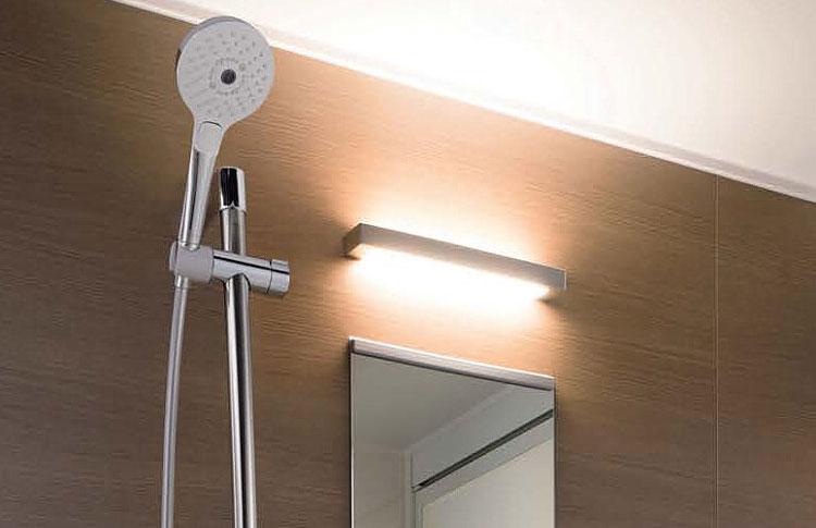 フラット形照明(LED)温白色