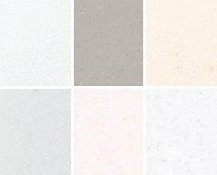 6色のカラー展開